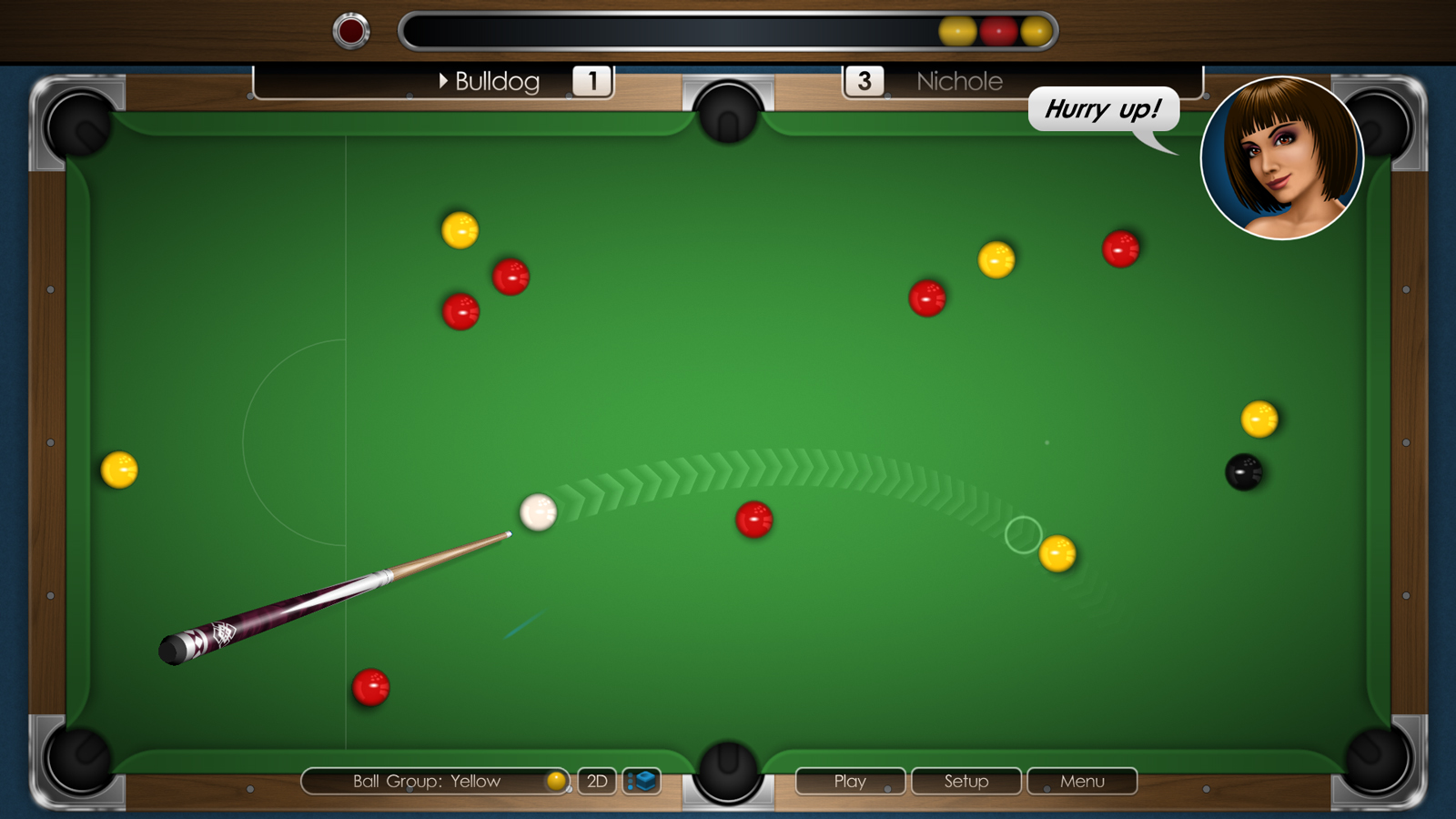 Sky Cue Club: Pool & Snooker » Android Games 365 - Free ...